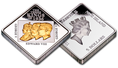 Three Kings Silver Proof