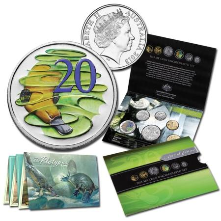 2013 RAM Mint Set