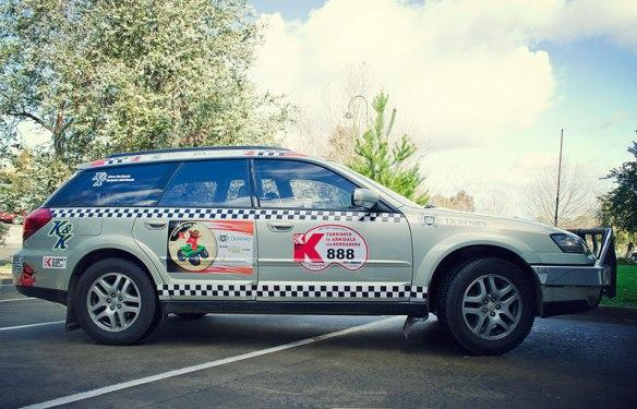 Kidney Kar Rally