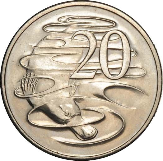 Error coin | Downies Blog