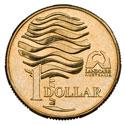 1993 Landcare Australia $1