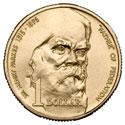 1996 Sir Henry Parkes Commemorative $1