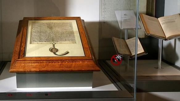 Magna Carta at Parliament House