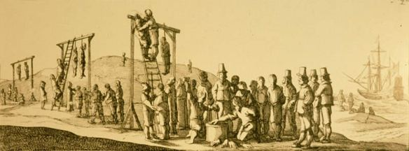 Cornelisz Execution