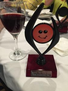 Award for best presented Kar!
