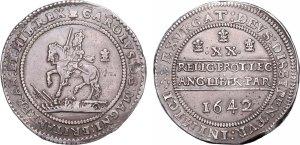 Lot 2683 - Charles I (1625-1649) Pound, Oxford Mint
