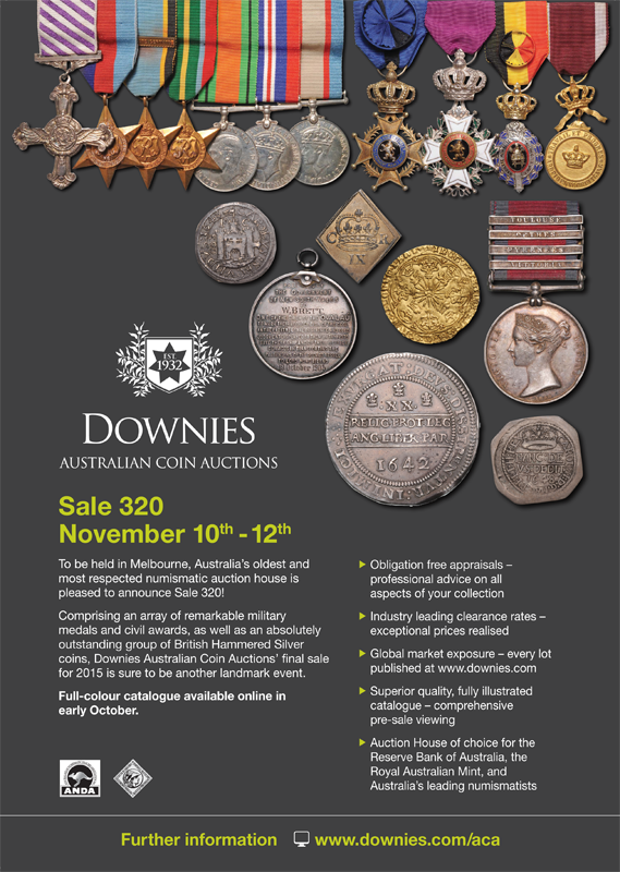 Medal News Advertisement