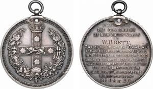 Lot 1049 - The Ovalau Medal 1903