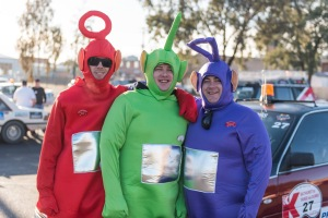 Teletubbies to the rescue!